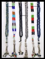Small Crystal Tasbeeh with 100 Beads ( All Colours / Gift Islamic Selling ) NEW